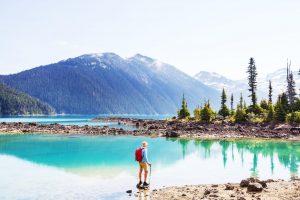 Hiking in British Columbia
